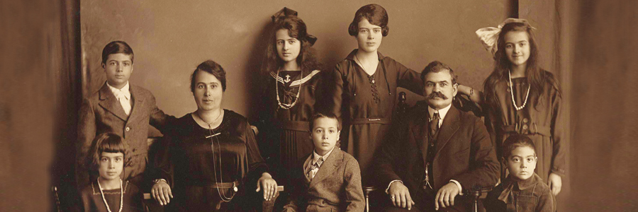 1910 The Cavicchios' arrive in Sudbury Massachusetts on 56 acres. Virginia, Paul, Civita Catherine, James, Anna, Giuseppe, Mary and (Gaetano) Emmy
