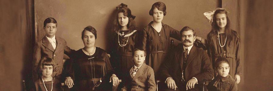 1910 The Cavicchios' arrive in Sudbury Massachusetts on 56 acres. Virginia, Paul, Civita Catherine, James, Anna, Giuseppe, Mary and (Gaetano) Emmy