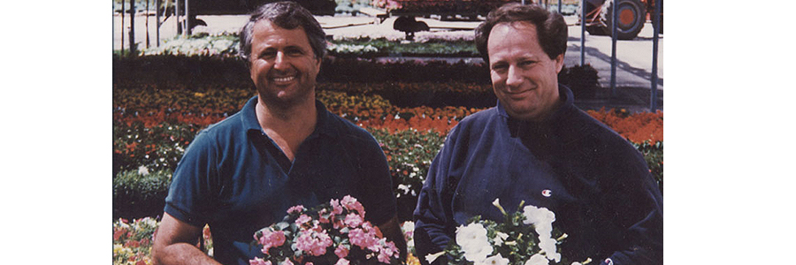 1989 Paul Cavicchio and Tom Cottens